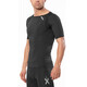2XU Compression Løbe T-shirt Herrer sort